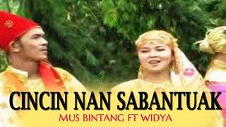 Lagu Minang - Mus Bintang & Widya - cincin nan sabantuak | Dendang Minang lagu minang 2021