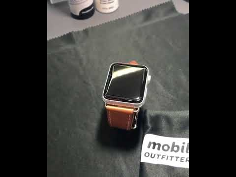 iWatch protection by Mobile Outfitters Croatia