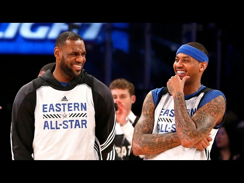 LeBron James is Even CLOSER to Bringing Carmelo Anthony to Cavs in Trade Deal