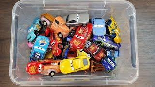 Disney Cars Toys Box full of Disney Cars Toy Review and Play Cars Video for Kids