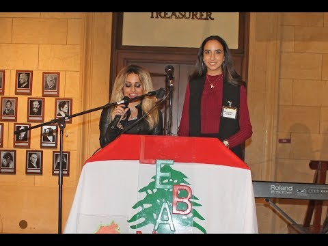Lebanese Cultural Garden plans shown at Lebanon Day in Cleveland