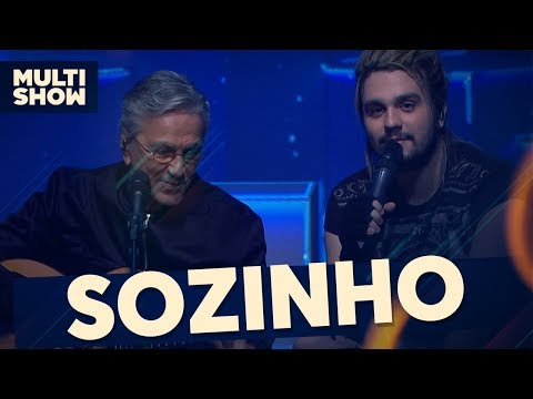 Sozinho   Luan Santana + Caetano Veloso   Canta, Luan   Música Multishow