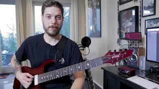 THE WEEKLY RIFF - Rivers of Nihil Guitarist Jon Topore | GEAR GODS