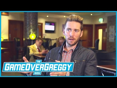 Troy Baker Returns Special Guest  The GameOverGreggy  Ep. 157