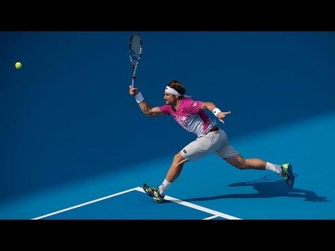 Ferrer VS Fognini - Bejiing 2016 Highlights - TE