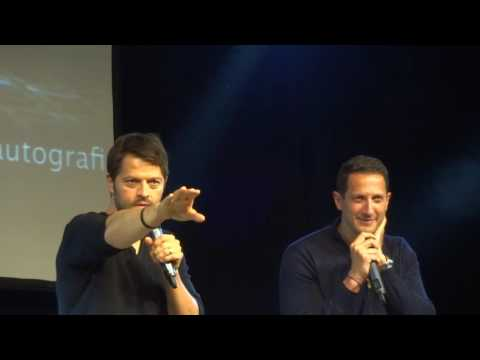 Jibland 2016  Misha and Sasha panel  part1