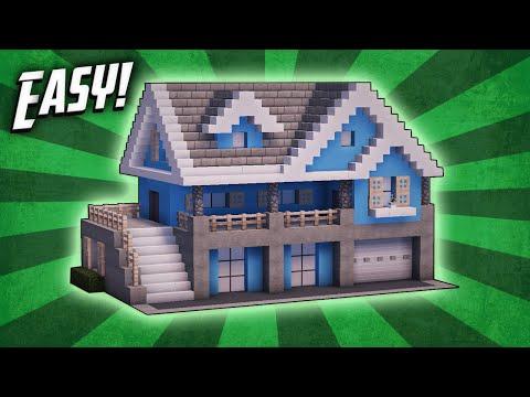 minecraft:-how-to-build-a-suburban-house-tutorial-(#6)