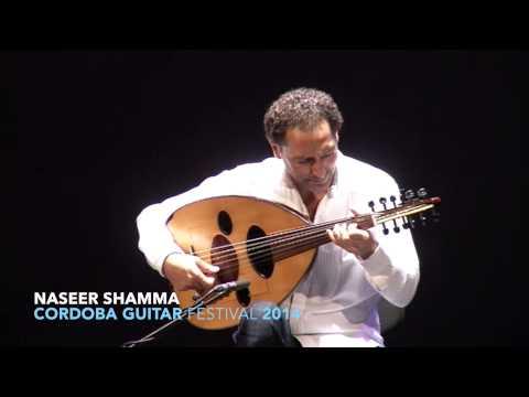 naseer shamma - cordoba guitar festival 2014