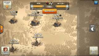 Clash of Clans | Clan War K3U vs. ae c.O.c Number 1