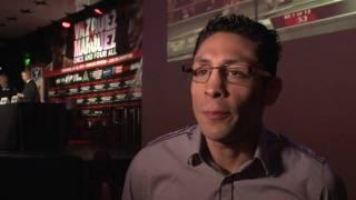 Israel Vazquez: Pre-Fight Interview - Vazquez Marquez IV