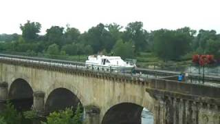 Digoin pont canal