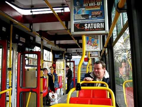 Tram faces