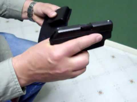 Wallet Holsters - Uncle George's Wallet Holster Laser Holster Basic Draw
