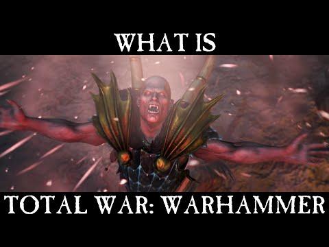 What is Total War: WARHAMMER