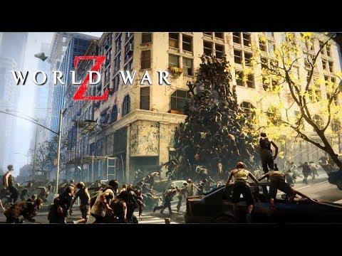 World War Z -  Нью-Йорк, Москва, Иерусалим и Токио!!!СТОЛЬКО ЗОМБИ ВЫ НЕ ВИДЕЛИ!!!!