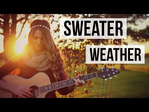 Sweater Weather - The Neighbourhood // Guitar Tutorial