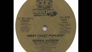 Ronnie Hudson   The Street People   West Coast Poplock