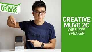 TINY but STRONG! | Creative Muvo 2c Wireless Speaker | smashpop