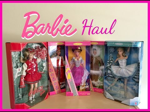 Barbie Vintage Collectors Edition Haul-In Their Boxes-For $40!!!✨