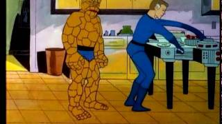 Fantastic Four (1978) - 07 - The Olympics of Space (1 of 3)