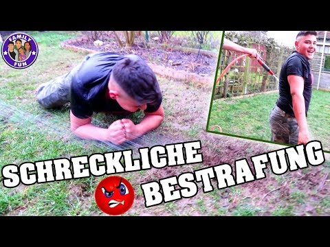 Download Youtube: Cihans HEFTIGE BESTRAFUNG - So schlimm musste er leiden - Family Fun