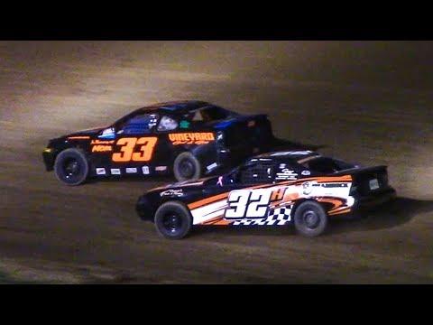 Mini Stock Feature | McKean County Family Raceway | 5-5-18