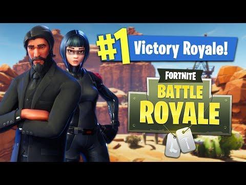 FORTNITE DUOS w/ MY GIRLFRIEND!! (Fortnite Battle Royale)