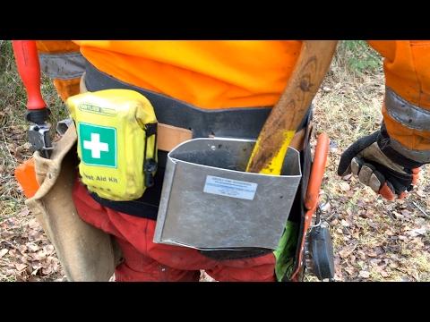 Best Tool Belt Setup For Logging