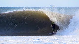 Surfing Low Tide DRAINERS Raw | Southern California