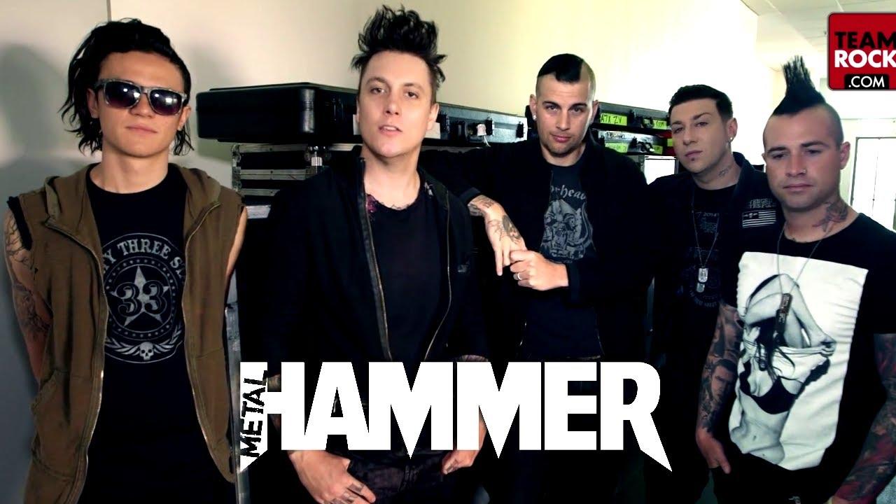 metal hammer golden gods 2014 best international band award avenged sevenfold metal hammer. Black Bedroom Furniture Sets. Home Design Ideas