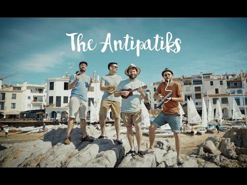 The Anti-Patiks - Només el Punk Rock em fa feliç (Videoclip HD)