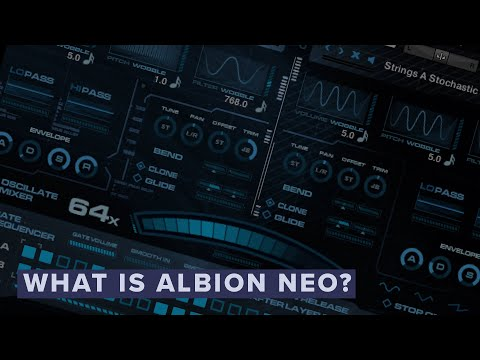 What Is Albion NEO?