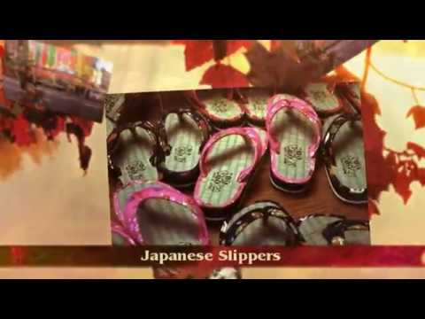 Holiday Ideas - Japan Souvenir Shopping