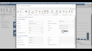 How To Set Up Your Company Information - Financials For Office 365