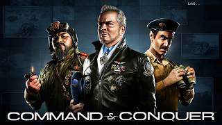 Rare Command and Conquer Generals 2 ALPHA Gameplay
