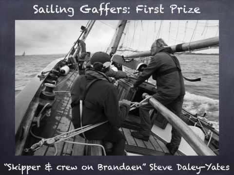 OGA Photography competition winners 2013: 'Sailing gaffers'