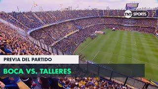 Boca vs Talleres, la previa