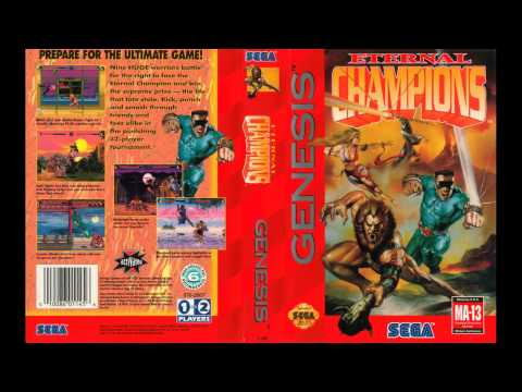 [SEGA Genesis Music] Eternal Champions - Full Original Sound