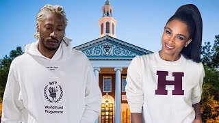 #Future Goes on SALTY RANT After Ciara Accepted Into Harvard!
