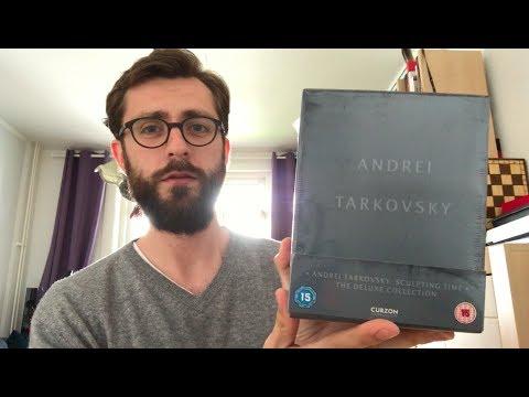 Andrei Tarkovsky Deluxe Collection Unboxing/ Bluray Update German/Deutsch