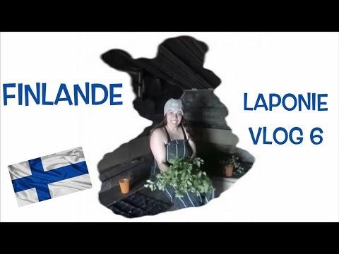 FINLAND VLOG 6 ON TESTE LES SAUNAS!