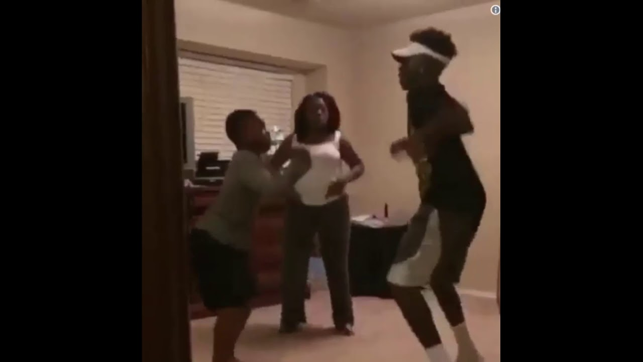 Video Meme Of A Mom Dancing With Her Kids Goes Viral Again Youtube