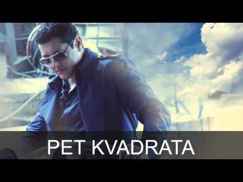 Aco Pejovic - Pet kvadrata - (Audio 2015)