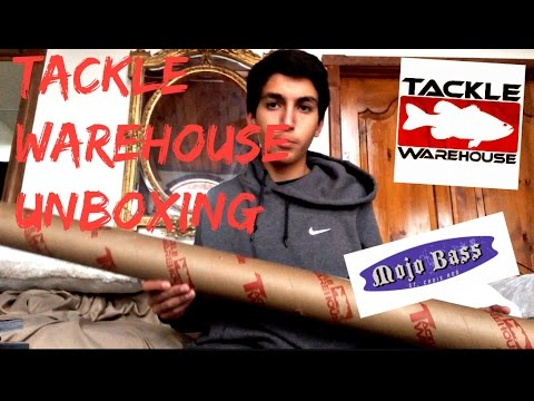 Tackle Warehouse Unboxing  Black Friday Sale