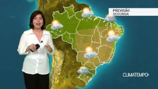Previsão Brasil – Ar seco em grande parte do BR