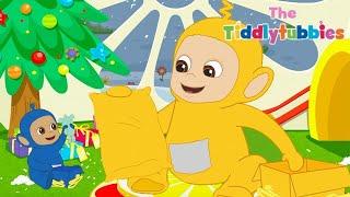 Tiddlytubbies NEW Season 2! ★ Episode 2: Santa Clause Visit ★ Teletubbies Babies ★ Cartoons