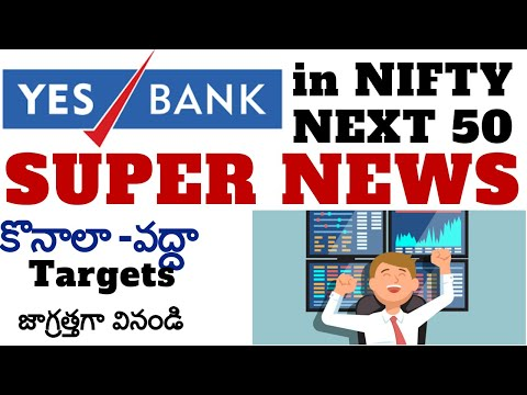 YES BANK LATEST NEWS | YES BANK SHARE NEWS | YES BANK SHARE TARGET| YES BANK NEWS | YES BANK SHARE