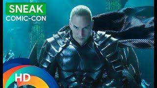 Aquaman (2018) - Đế vương Atlantis - Sneak Trailer Vietsub Comic-Con 2018 - Vũ trụ DC