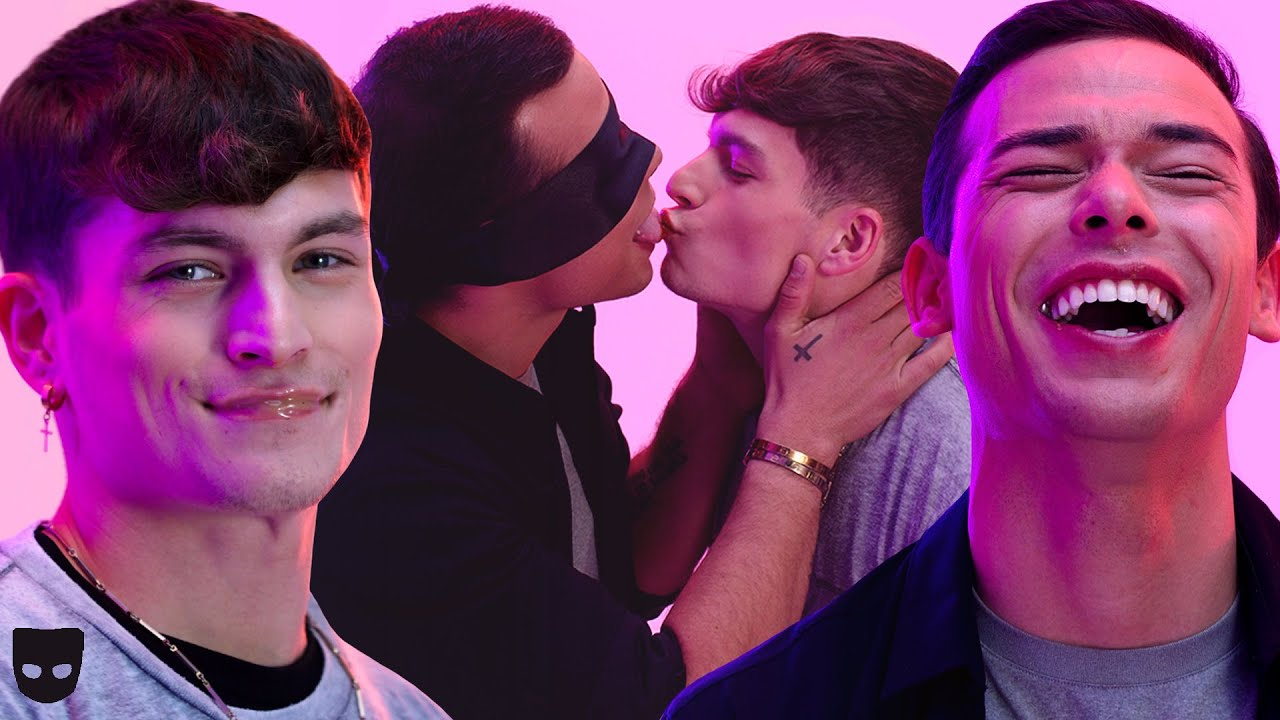 Gay Couple Tries Lick My Lips Challenge