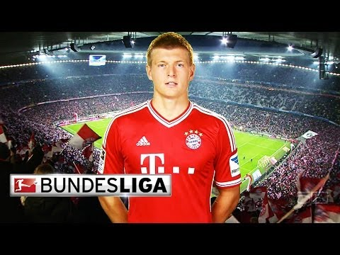 Toni Kroos - Top 5 Goals